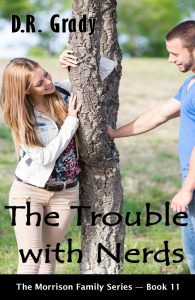 Book Cover: The Trouble with Nerds