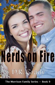 Book Cover: Nerds on Fire