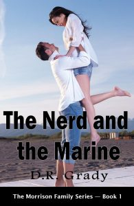 Book Cover: The Nerd and the Marine